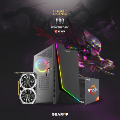league of legends pro amd
