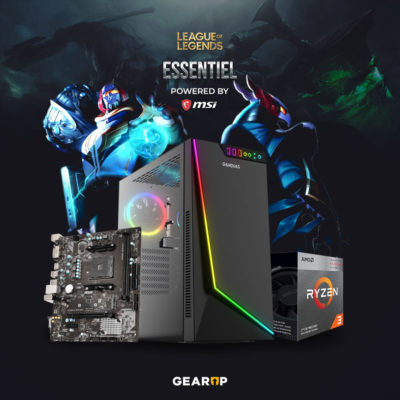 League of legends essential amd